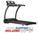 SpotsArt T615 Foundation Series Light Commercial Treadmill on GSA Contract