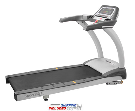 T631 Treadmill Institutional Series
