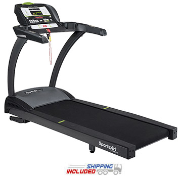 T635 Foundation Series Club Treadmill