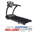 T645 Performance Series Club Treadmill