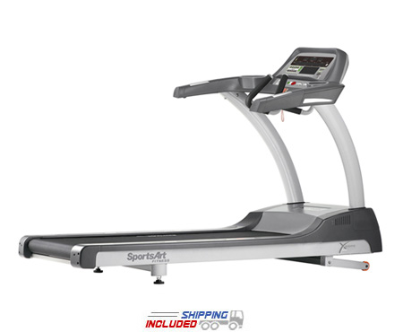 T652 Treadmill Club Series