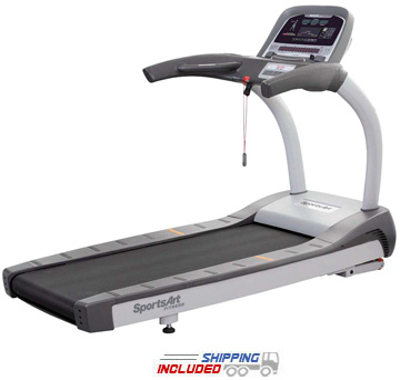 T672 Treadmill Club Series