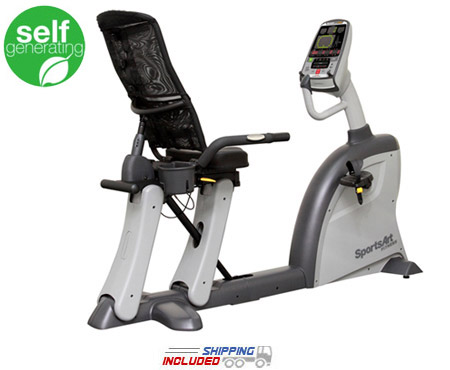 C532r Recumbent Cycle -- SportsArt (C531u)