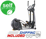 E822 Elliptical Performance Series