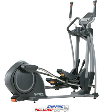 E825 Elliptical Performance Series