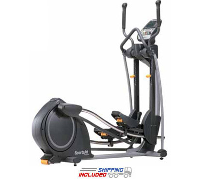 E830 Elliptical Institutional Series