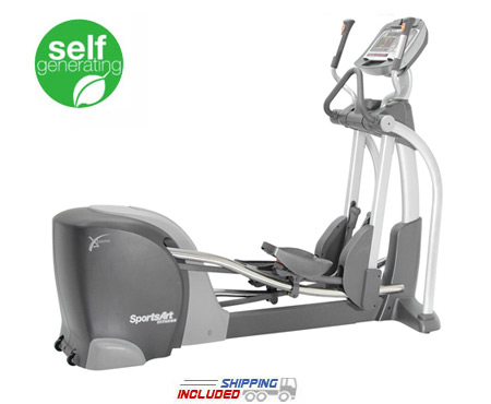 E872 Elliptical Club Series