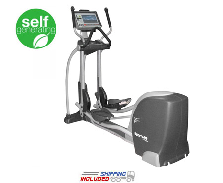 E880 Elliptical Club Series
