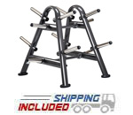 SportsArt Fitness A902 Status Series Olympic Plate Tree with 12 Plate Posts