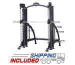SportsArt A983 Plate Loaded Counter Balanced Smith Machine