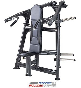 SportsArt A987 Plate Loaded Shoulder Press Machine for Commercial Gyms
