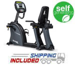 SportsArt C545R Performance Series Light Commercial Recumbent Bike on GSA