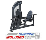 SportsArt DF201 Selectorized Seated Leg Press and Calf Extension Machine