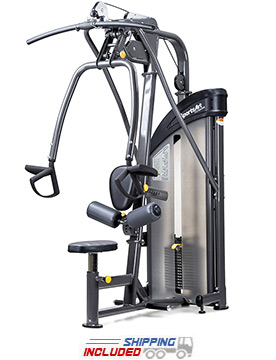 SportsArt DF203 Selectorized Lat Pulldown / Mid Lat Row Machine