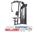SportsArt DF204 Selectorized Pec Fly / Rear Delt Machine