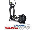 SportsArt E840 Foundation Series Light Commercial Elliptical Trainer
