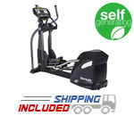 SportsArt E875 Status Series Elliptical Trainer for Club Use