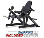 SportsArt Fitness A976 Plate Loaded Leg Extension Machine for GSA Purchase