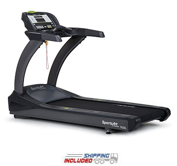 SportsArt T655L Status Series Club Treadmill on GSA Schedule and CMAS