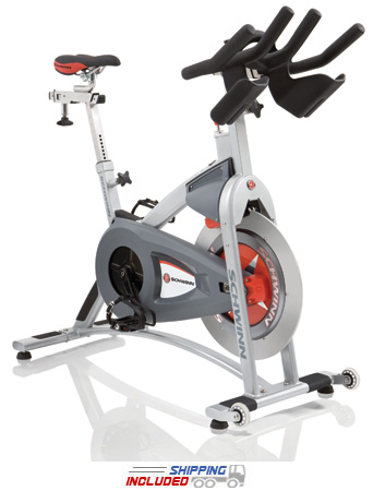 Schwinn Fitness AC Sport Indoor Cycling Bike with Magnetic Resistance