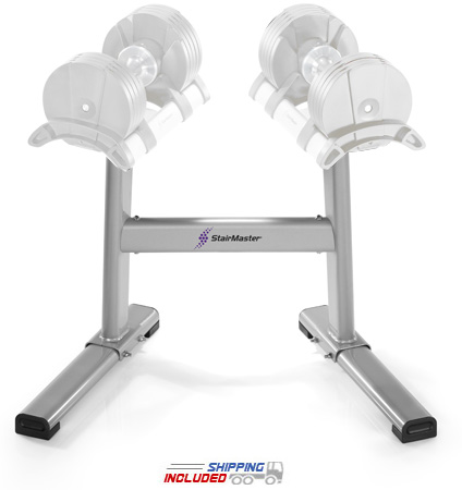 TwistLock Adjustable Dumbbell Stand