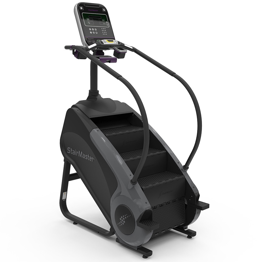 Awesome StairMaster GAUNTLET Series 8 StepMill For Home Gyms And Fitness Studios