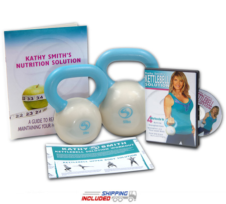Kathy Smith Kettlebell Solution