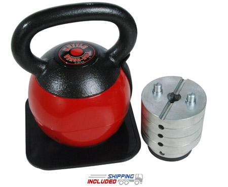 36 lb. Adjustable Kettle Versa-Bell