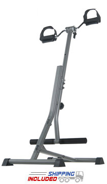 Stamina 15-0176 InStride Total Body Cycle with Weighted Pedals
