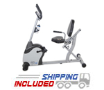 Stamina 15-7100 Magnetic Fusion Recumbent Exercise Bike