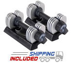 versa-bell adjustable dumbbell