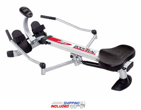 Stamina Body Trac Glider Residential Rower