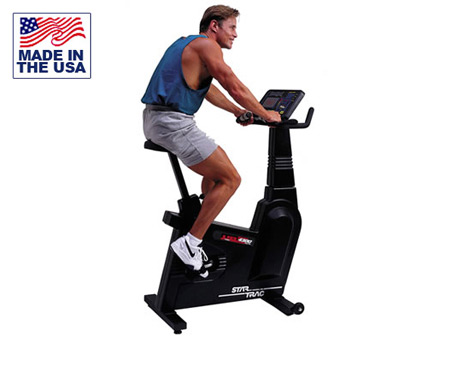 Star Trac Remanufactured 4310HR Upright Exercise Bike