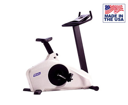 Tectrix Remanufactured Max Upright Exercise Bike
