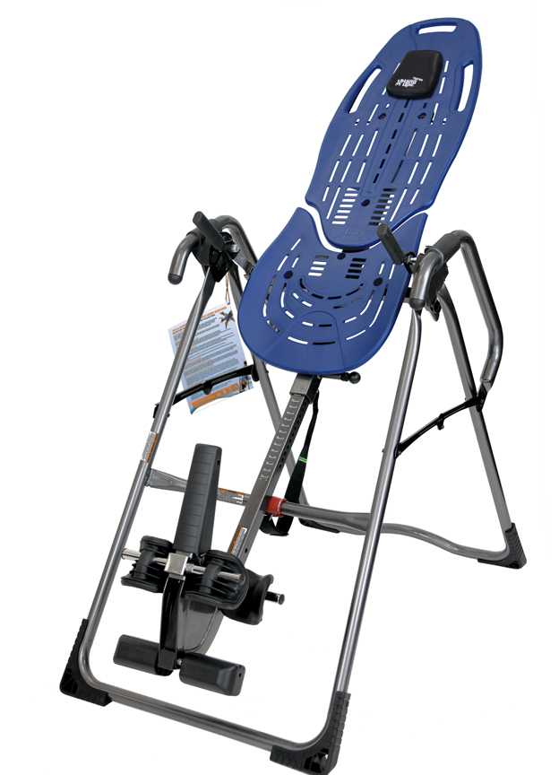 Hang ups ep 960 inversion table teeter ep 960 for Table inversion