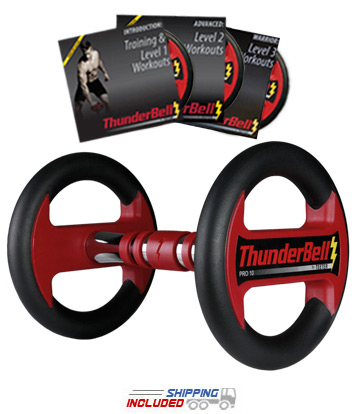 ThunderBell COMPLETE Total Body Training System