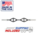 5' Single Parallel Handle Olympic Bar