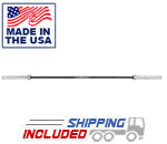 7' Olympic Powerlifting Bar