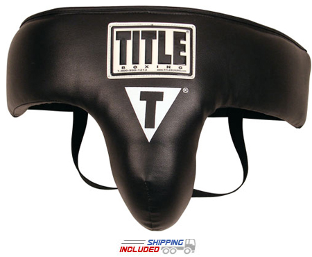 Title Boxing DGPP Deluxe Groin Protector Plus
