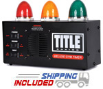 Title Boxing DGT Deluxe Gym Training Timer for Boxing and MMA