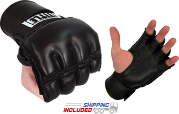 Ultimate Grappling Gloves - Open
