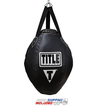 Title Boxing HBWB Body Snatcher Heavy Bag with Nylon Hanging Straps