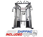 Full Shroud Functional Trainer Gym