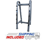 Torque Fitness MBR M Series Commercial Barbell Rack