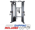 Torque Fitness MDAP Selectorized M Series Commercial Dual Adjustable Pulley