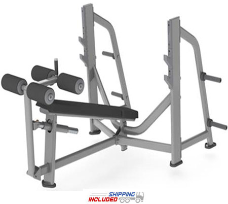 M Series Commercial Olympic Decline Bench