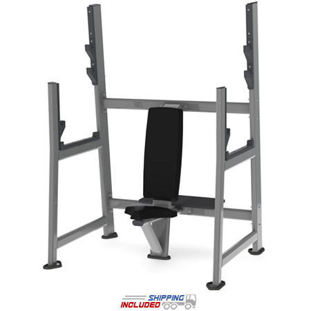 Torque Fitness MOMB M Series Commercial Olympic Military Weight Bench