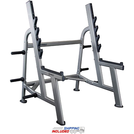 M Series Commercial Olympic Squat Rack