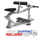 M Series Commercial Plate Loaded Seated Calf Raise