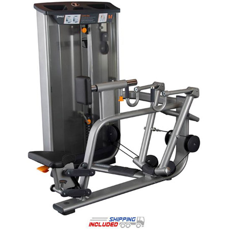Torque Fitness MSR Selectorized M Series Commercial Seated Back Row